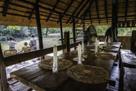 Chamilandu Camp