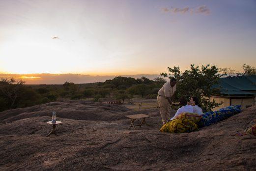 Sanctuary Swala Camp