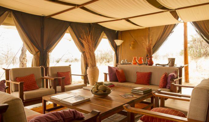 Kwihala Tented Camp