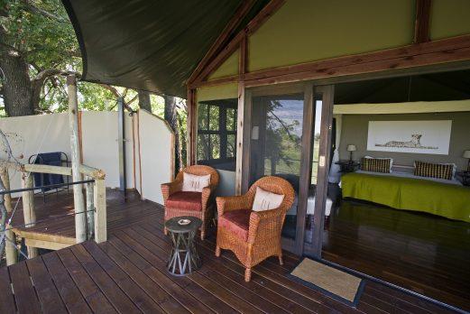 Chitabe Main Camp