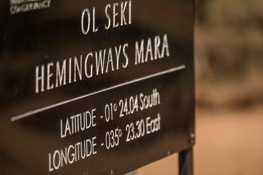 Ol Seki Hemingways Mara