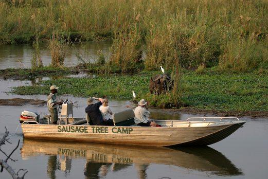 Sausage Tree Camp