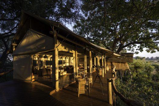 Tubu Tree Camp