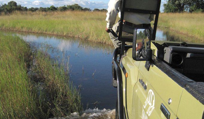 Kwara Camp, Okavango Delta