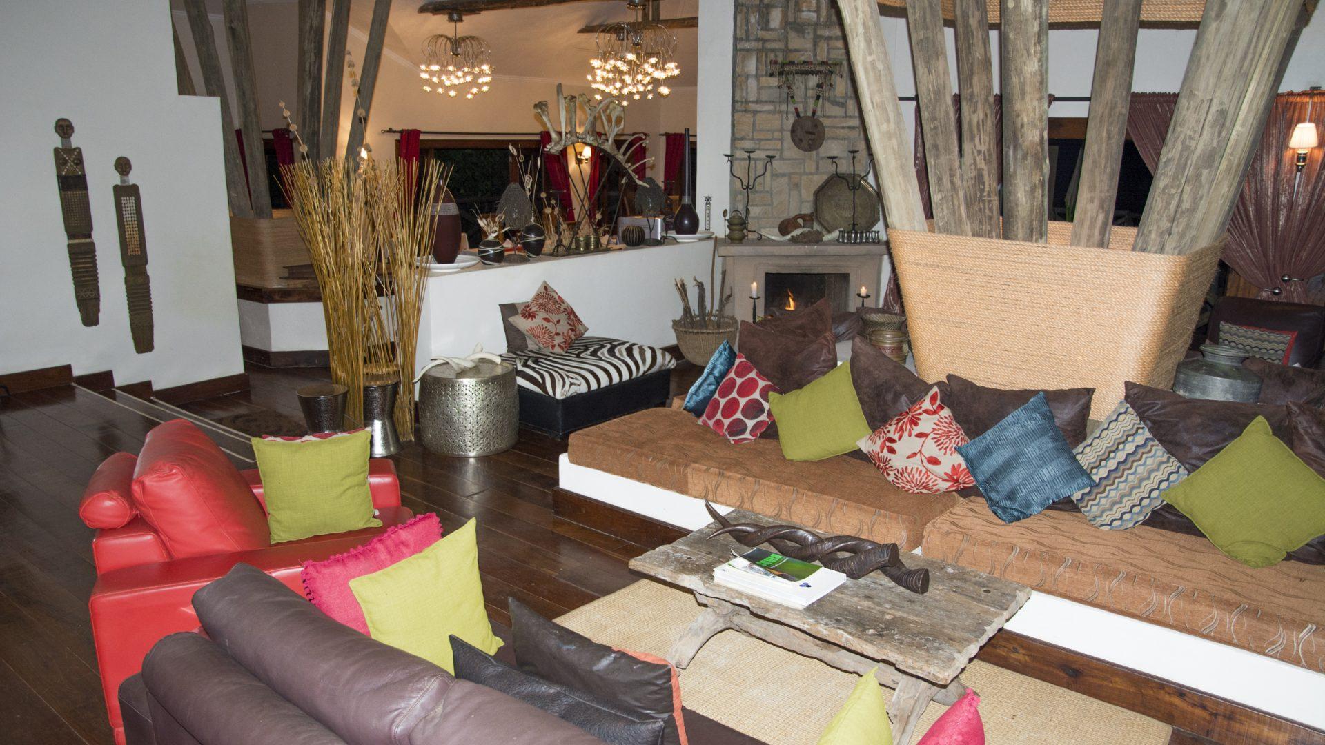 Escarpment Lodge Manyara Tanzania