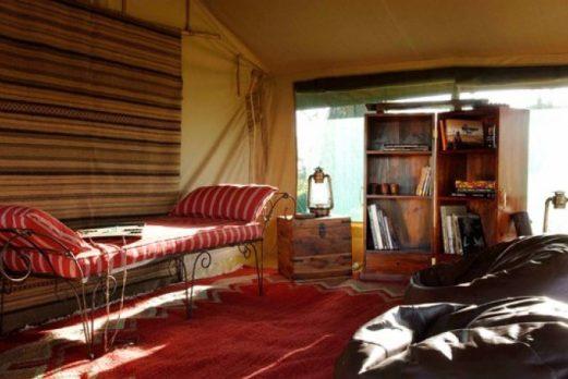 Nomad Serengeti Camp