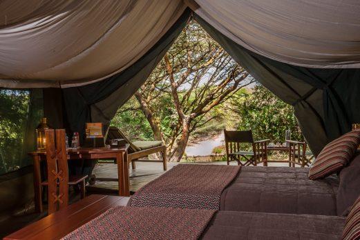 Kenya: Mara And Beach