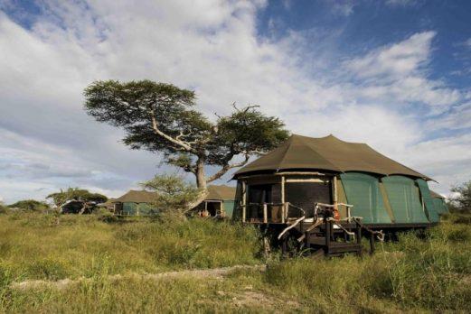 Lake Masek Tented Camp