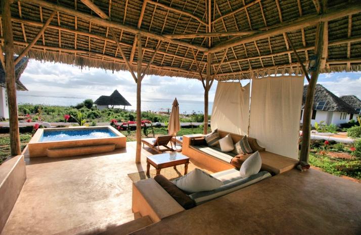 Kasha boutique hotel zanzibar tanzania safari beach for Boutique hotel zanzibar