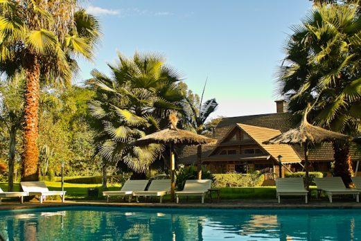 Arumeru River Lodge