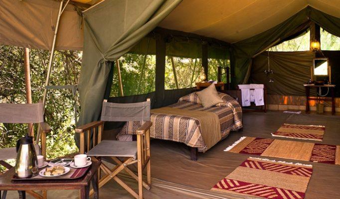 Ilkeliani Safari Camp, Masai Mara