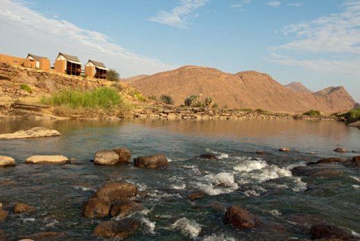 Okahirongo River Camp