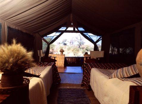 Mwagusi Camp