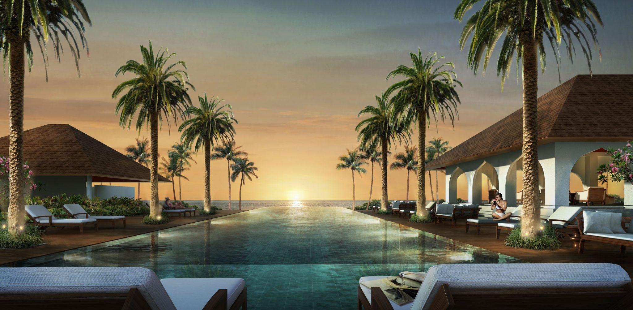 The residence zanzibar luxury hotels in zanzibar now open for Hotel luxury zanzibar