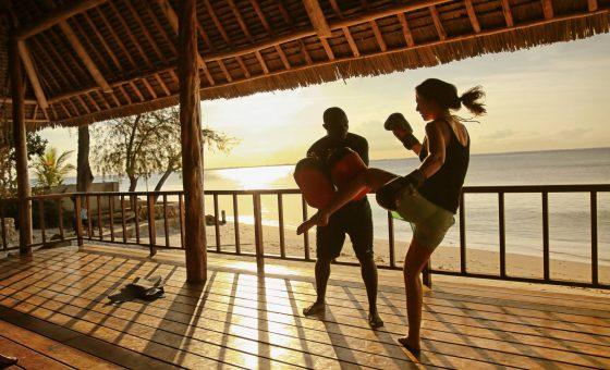 Zanzibar: Wild Fitness