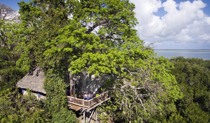 Chole Mjine Lodge, Mafia Island