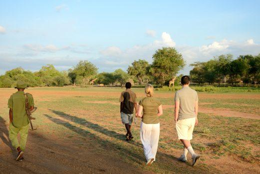 Selous Riverside Safari Camp