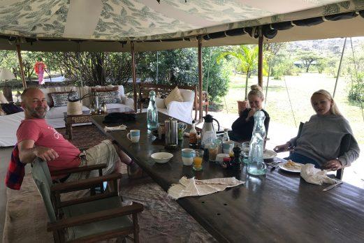 Giraffe Manor & Luxury Safari